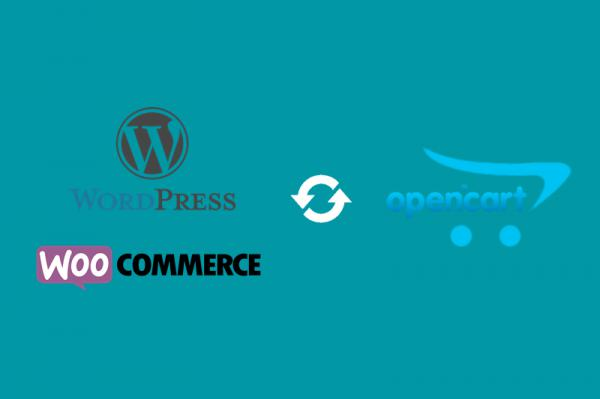 Wordpress'ten Opencarta Geçiş